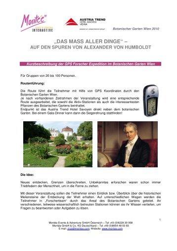 Das Maß aller Dinge - Austria Trend Hotels & Resorts