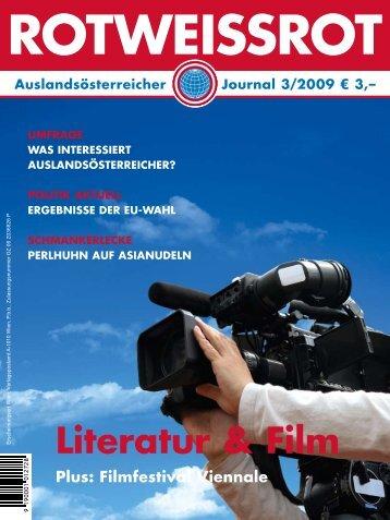 literatur & film - Auslandsösterreicher-Weltbund