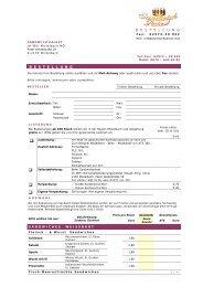 FAX Bestellung (*.pdf) - Sandwichpalast.com