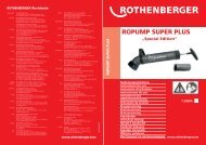 BA ROPUMP Super Plus-1009.cdr - Rothenberger