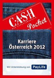 Karriere Österreich 2012 - Cash