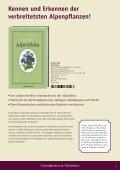 Kennen und Erkennen der verbreitetsten Alpenpflanzen! - WBG - Seite 7