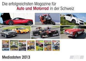 Die erfolgreichsten Magazine für Auto und Motorrad ... - AutoScout24
