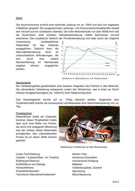DI Günter Wessner Ingenieurprojekt: Entwicklung ... - HTL Hollabrunn