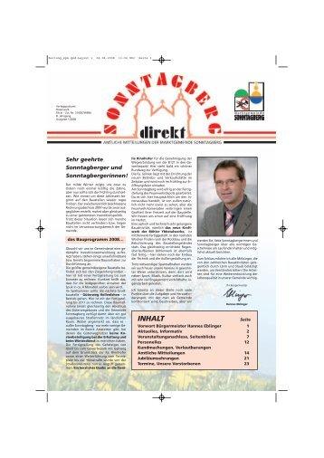 """Die """"Schober Oma"""" ist 100! - Gemeinde Sonntagberg"""