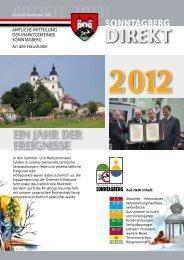 Download - Gemeinde Sonntagberg