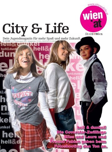 City & Life 4/2008