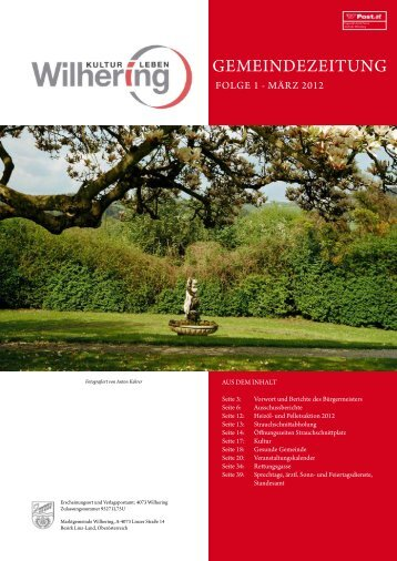 (2,38 MB) - .PDF - Gemeinde Wilhering