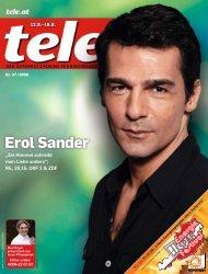 Erol Sander - Tele.at