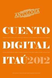 Antología Cuento Digital Itaú 2012