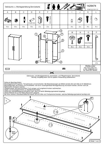 Montageanleitung 81304