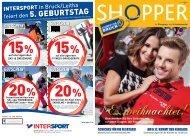 5. GEBURTSTAG - shopping bruck