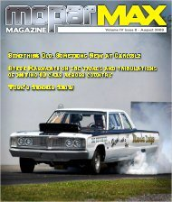 Print This Issue! - Mopar Max Magazine