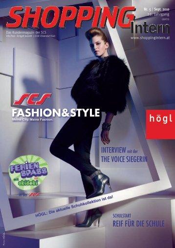 Ausgabe 5/2010 - Shopping-Intern