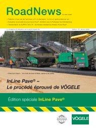 InLine Pave® – Le procédé éprouvé de VÖGELE