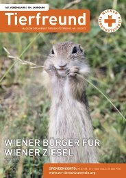 simBa proT.nr. - Wiener Tierschutzverein