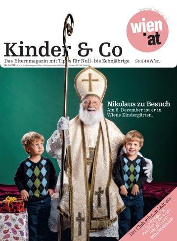 Kinder & Co 4/2011