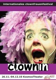 Programm - clownin festival