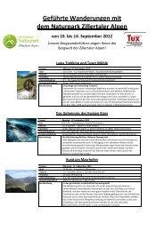 10.September - 14.September 2012 - Tux