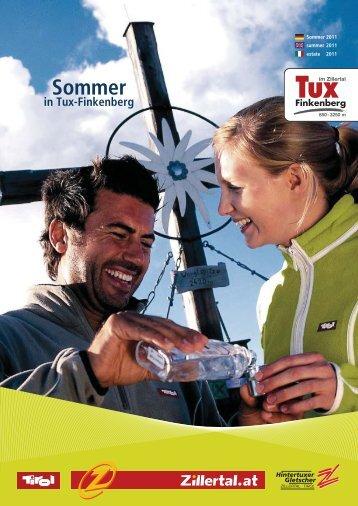 Folder: Sommerkatalog Tux 2011 - Pia und Dirk