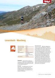 Lanersbach - Weerberg - Tirol