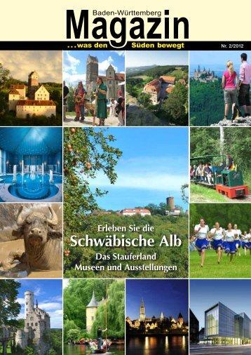 Ausgabe 2/2012 - PR Presseverlag Süd GmbH