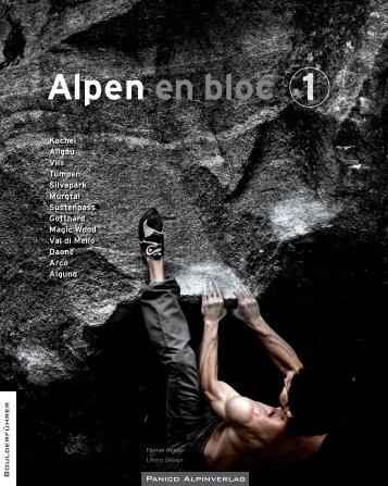 Sektorenübersicht - panico.der Alpinverlag