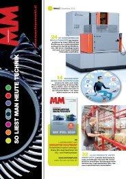 14 was man nicht - Maschinenmarkt