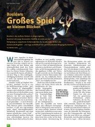 Großes Spiel an kleinen Blöcken W - Deutscher Alpenverein