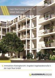 EAL R - Anlageimmobilien München