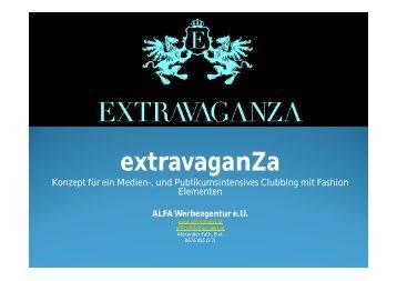 extravaganZa Events - ALFA Werbeagentur