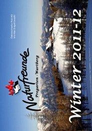 Publikation NF Winter.2012.pub - pregarten - Naturfreunde