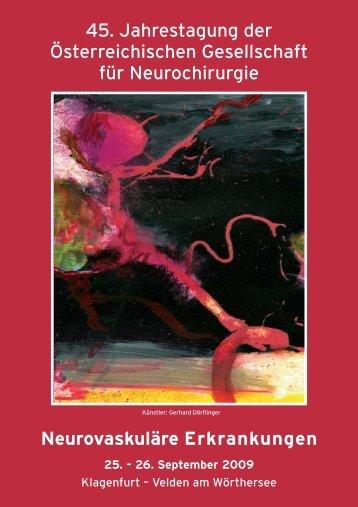 Neurovaskuläre Erkrankungen - Kabeg