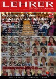 Stimme - SLÖ Kärnten