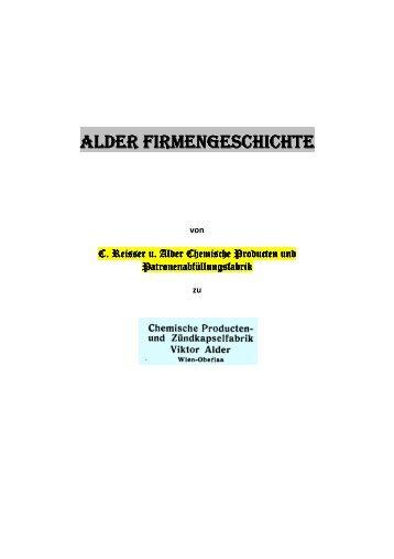 alder firmengeschichte I - Althofen
