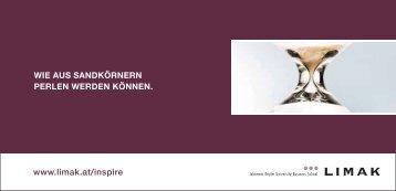 LIMAK IN.SPIRE Broschüre als PDF downloaden