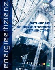 Kostensparen mit energieeffizienten standmotoren - FEEI