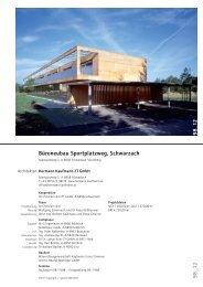 Téléchargement - Architekten Hermann Kaufmann ZT GmbH