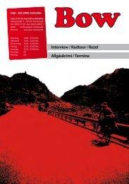 shop.panosmag.de - Bow Online Web - Das Archiv der Zeitschrift ...