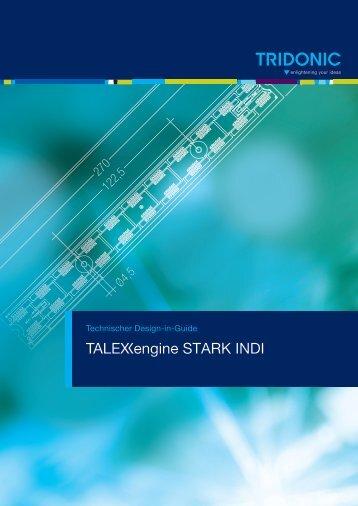 TALEXXengine STARK INDI - Tridonic