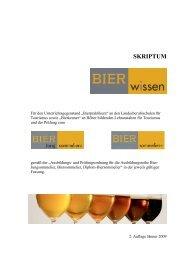 aufgaben - Verband der Brauereien Österreichs