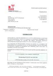 Bezirkshauptmannschaft Innsbruck - Land Tirol