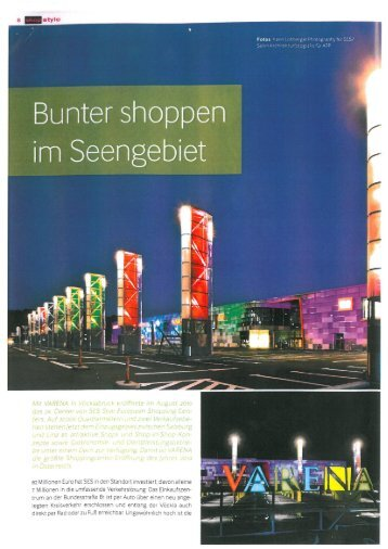 Bunter shoppen - Bartenbach LichtLabor GmbH