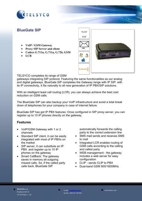Web Sip Client