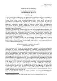 Mystik, Emanzipation, Politik - Hildegard Burjan