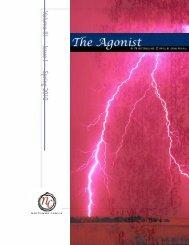 Volume III — Issue I — Spring 2010 - Nietzsche Circle