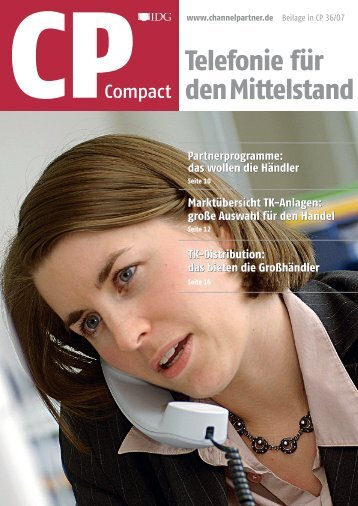 Telefonie für denMittelstand - ChannelPartner.de