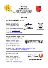 Jungbauernschaft / Landjugend Leisach