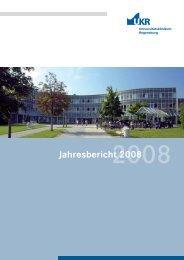Kliniken und Abteilungen - Universitätsklinikum Regensburg