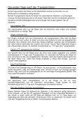 Informationsbroschüre für transplantierte Patienten - Nierenzentrum ... - Seite 6